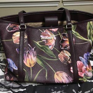 Floral Dana Buchanan purse